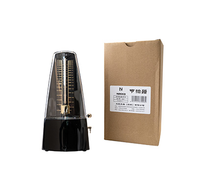 Nikko Standard Black Metronome