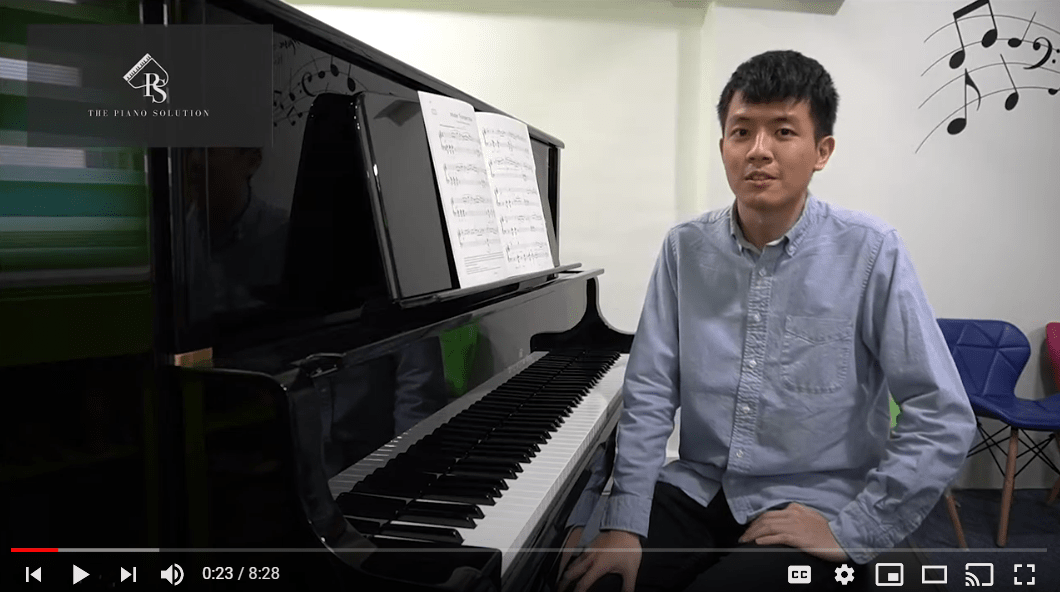 ABRSM Piano Exam Pieces (2021-2022) Grade 5 : C1 Mister Trampet Man by Mr Tommy [ENG Dub, CN sub]